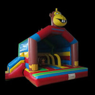 Monkey Bouncer Hire