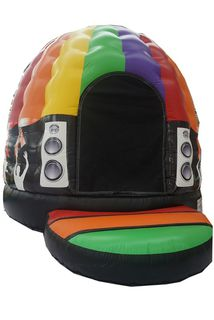 Disco Dome - Hire Price $260