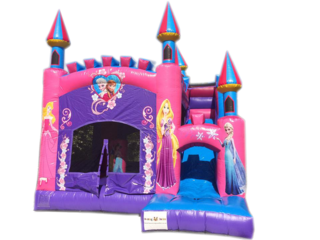 Princess Combo - Hire Price $220