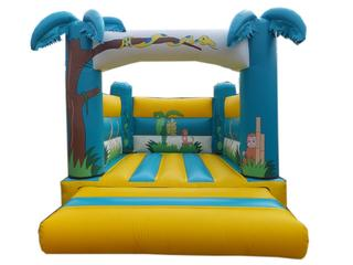 Jungle Bouncer - Hire Price $150
