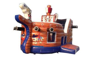 Pirate Ship Combo Hire Price $220