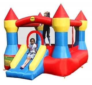 Small Castle Bouncer - Hire Price $100