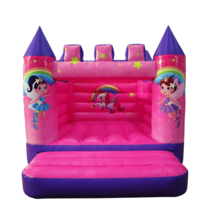 Unicorn Fairy Bounce - Hire Price $150