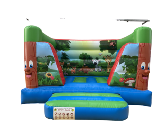 Jungle Bounce - Hire price $150