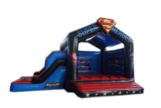 Super Hero Castle - Hire Price $220