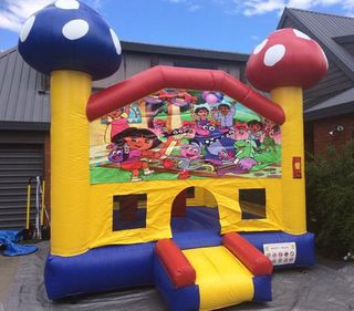 Enchanted Dora or Fairy Bouncer Hire