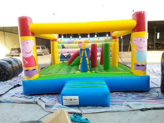 Peppa Pig Playland - Hire Price $160