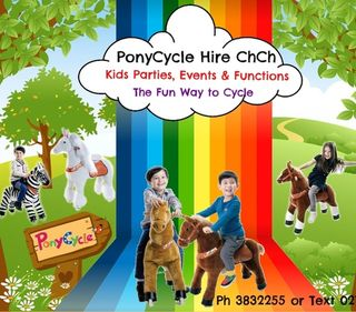 Ponycycles