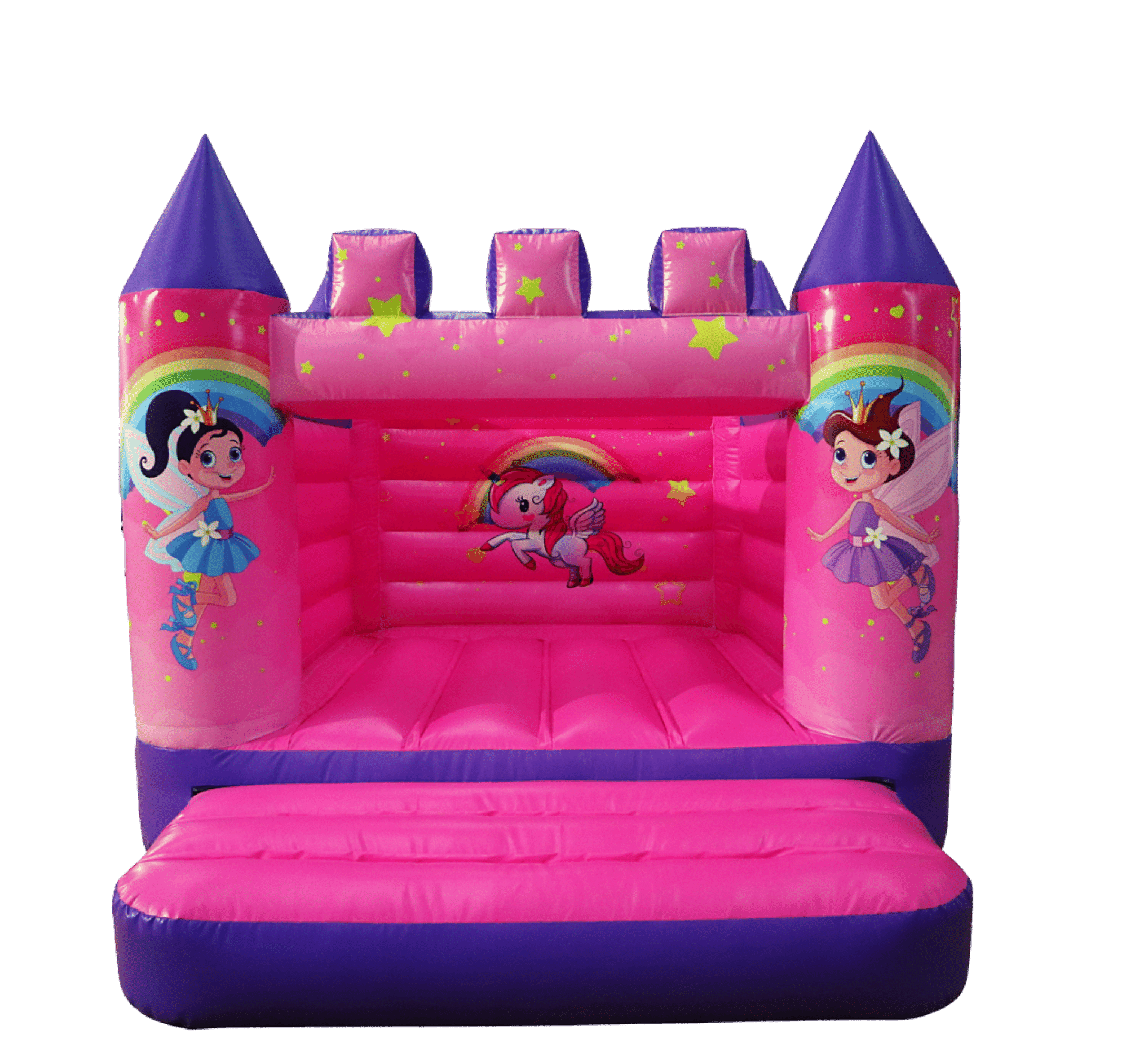 Unicorn Fairy Bounce - Hire Price $150 Coming Soon book now for DEC