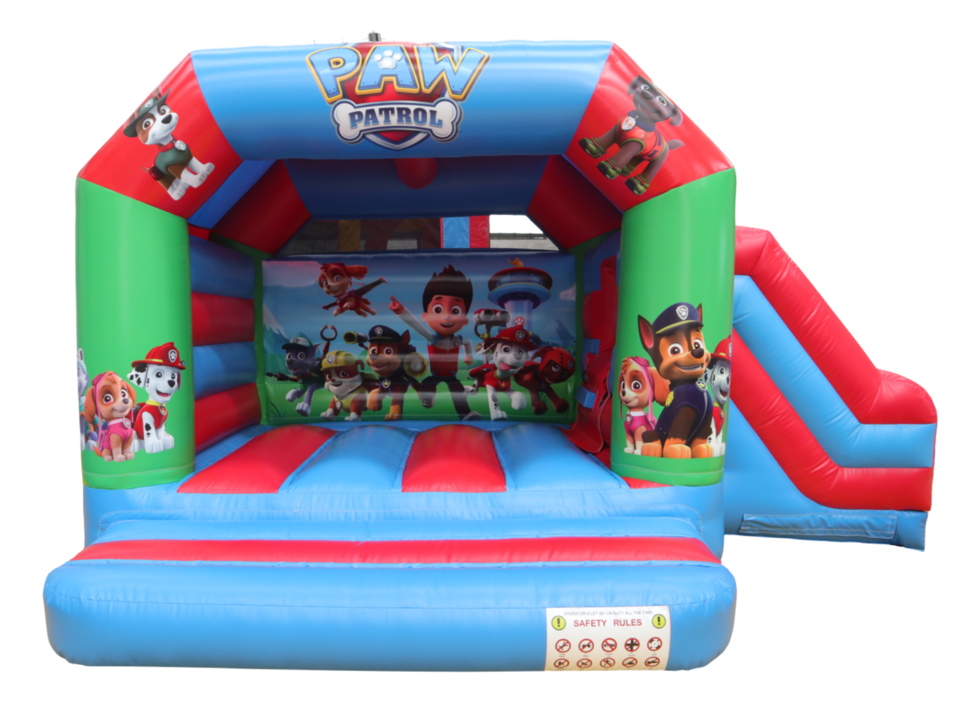 Paw Patrol Castle - Hire Price $200 Coming Soon book now for DEC