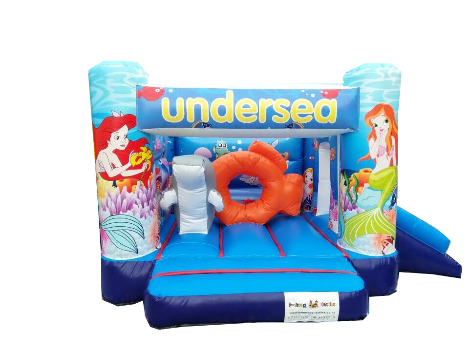 Undersea Castle - Hire Price $130