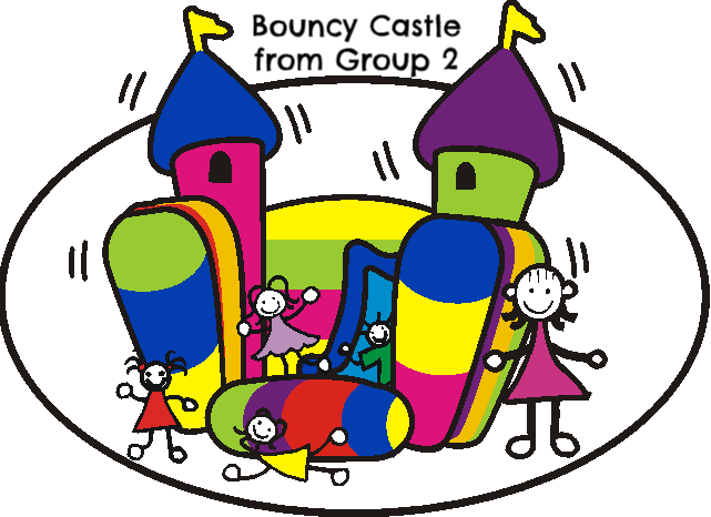 bouncy castle group 2