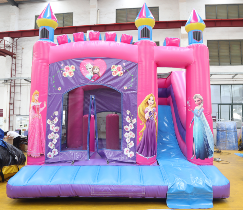 Princess Combo Hire for $220