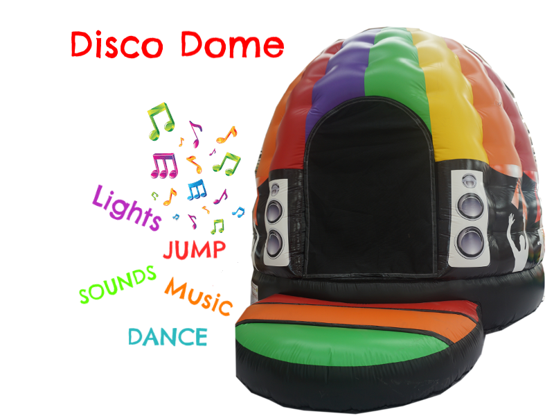 Disco Dome the new way to have a disco in your own backyard